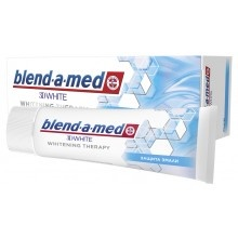 Зубна паста Blend-a-med 3D White Luxe захист емалі 75 мл (8001090743190)