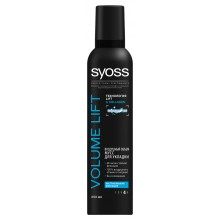 Мусс SYOSS Volume Lift (фиксация 4) 250 мл