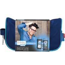 Набор в косметичке Cool Men ULTRASENSITIVE Delicate Body Care  (4823015939952)