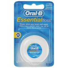 Зубная нить Oral-B Essential Мятная 50 м