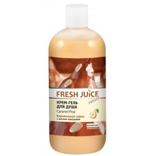 Гель для душа Fresh Juice  Caramel Pear 500 мл (4823015937538)