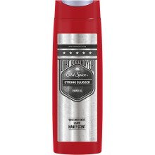 Гель для душа + Шампунь Old Spice Dirt Destroyer Strong Slugger 400 мл (8001090970831)