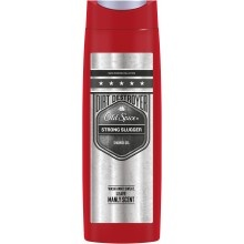 Гель для душу + Шампунь Old Spice Dirt Destroyer Strong Slugger 400 мл