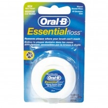 Зубна нитка Oral-B Satin Floss 25 м