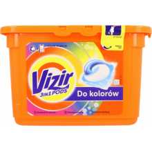 Гелевые капсулы Vizir Color 41 шт.