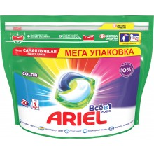 Капсулы Ariel PODS Color & Style 60 шт Автомат (8001841583426)
