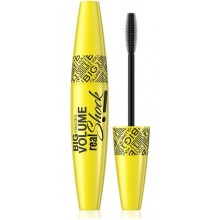 Тушь Eveline Cosmetics MASCARA BIG VOLUME Real Shock обьем 10 мл черная (5901761982992)