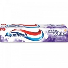 Зубна паста Aquafresh Active White 125 мл