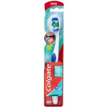 Зубная щетка Colgate 360 Whole Mouth средняя (8714789183800)