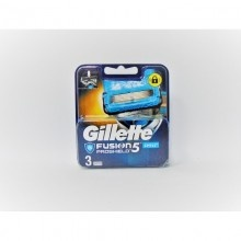 Змінні касети Gillette Fusion ProShield Chill, 3 шт. (7702018417292)