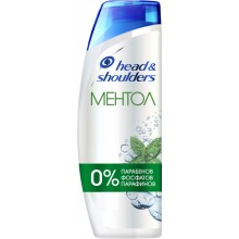 Шампунь против перхоти Head & Shoulders ментол 200 мл (5000174896169)