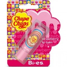 Помада Bi-es Chupa Chups Strawberry 12ml (5902734848772)