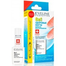Eveline Nail Therapy Profession  8в1 здорові нігті 12 ml (5907609333513)