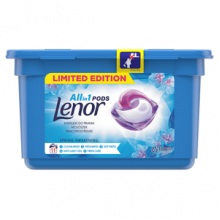 Гелевые капсулы Lenor all in 1pods 11 шт (цена за 1 шт) (8001841212890)