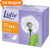 Прокладки Lidie Ultra Normal 10 шт (5029053540238)