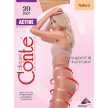Колготки Conte Active 20 Den 5 XL Natural