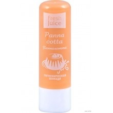 Гигиеническая помада Fresh Juice Pana cotta (Панна котта)3.6 г (8588006037289)
