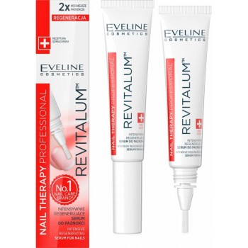 Eveline Nail Therapy Profession Revitalum сиворотка для ногтей 8ml (5901761960624)