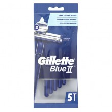 Станки бритвенные Gillette Blue 2, 5 шт