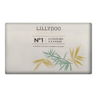 Подгузники Lillydoo Selection 1 (2-3 кг) 41 шт (4260442165347)