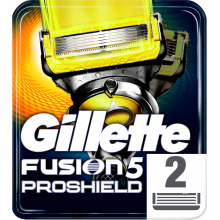 Змінні касети Gillette Fusion ProShield 2 шт. (7702018412303)