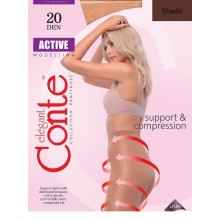 Колготки Conte Active 20 Den 5 XL Shade