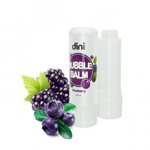 Гигиеническая помада Dini Bubble Balm 4,5г Черника (4823083003463)