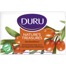 Мило Duru Nature's Treasures  обліпиха 4x75 г (8690506488963)