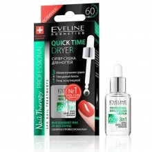 Eveline Nail Therapy Profession  3в1 супер-сушка за 60 секунд 12ml (5901761928990)